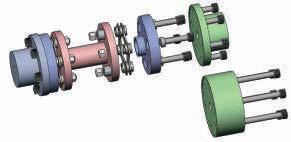 Disc Couplings in Pune